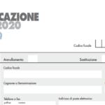 CERTIFICAZIONE UNICA CASSA EDILE 2020 REDDITI 2019