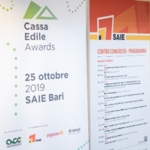 PREMIAZIONE CASSA EDILE AWARDS 2020